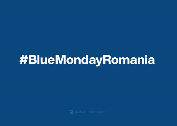 Blue Monday Romania