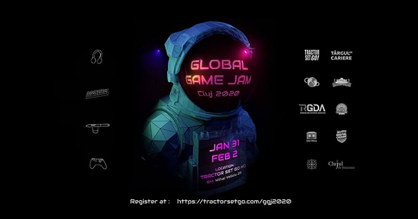 Cluj Global Game Jam