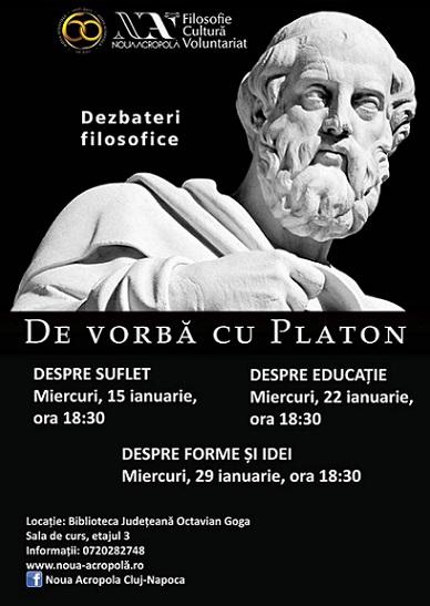 De vorbă cu Platon despre educație