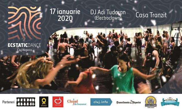17 ianuarie Ecstatic Dance