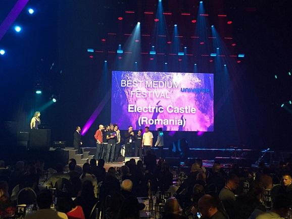 Electric Castle câștigă titlul de Best Medium Festival din Europa