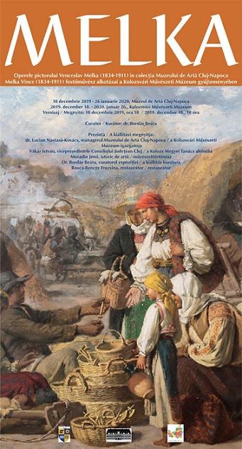 Expoziţia Operele pictorului Venceslav Melka