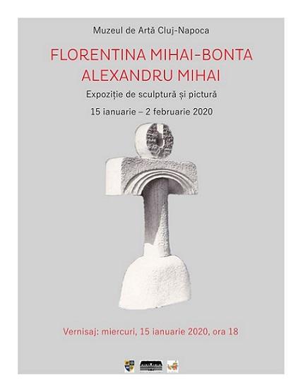 Expoziție Florentina și Alexandru Mihai