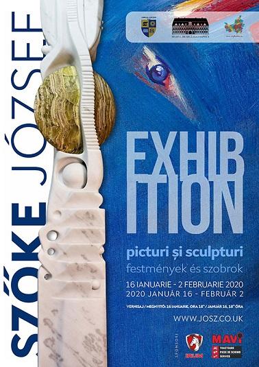 Expozitia Picturi și sculpturi