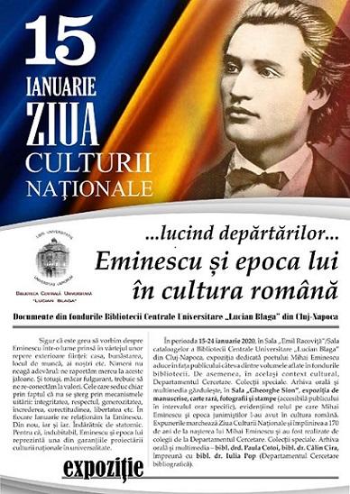 Expozitia Ziua Culturii Nationale