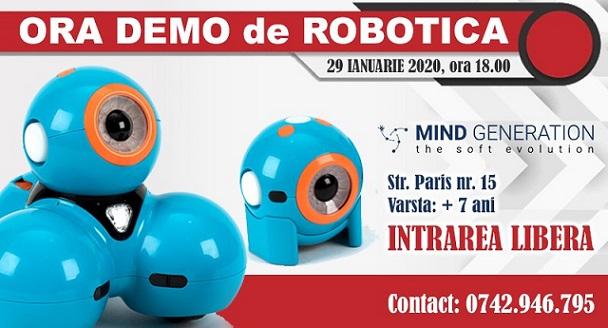 Ora demo de robotica