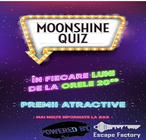Quiz Under The Moonshine