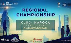 Campionatul Regional de robotică