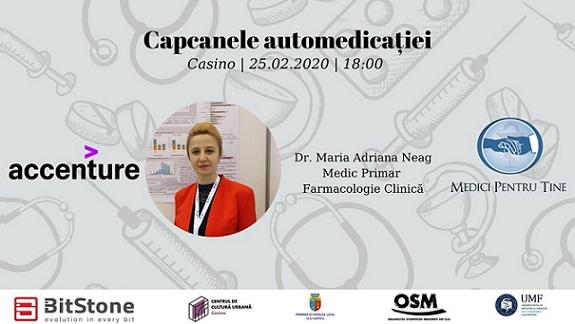 25 februarie Capcanele automedicației