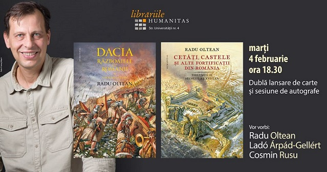 Dacia și Cetăți