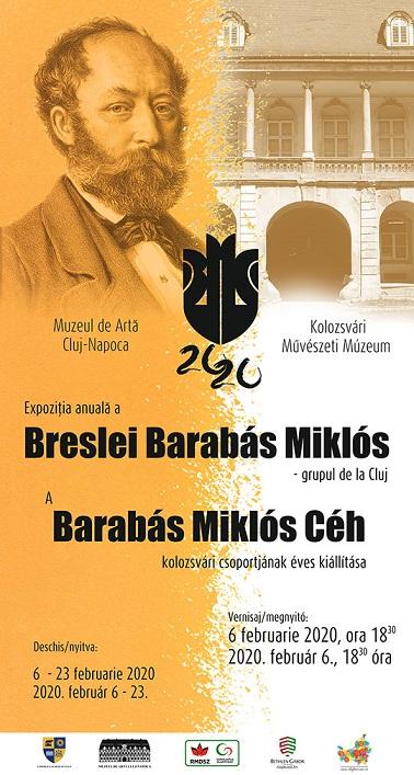 8 februarie Expoziția anuală a Breslei Barabás Miklós