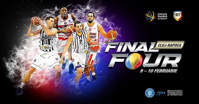 Final four Cupa Romaniei