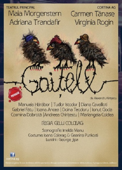 Spectacolul Gaitele
