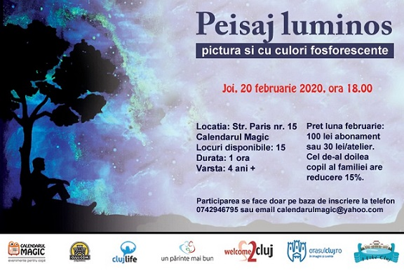Peisaj luminos