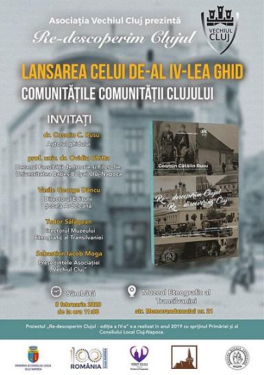 8 februarie Re-descoperim Clujul