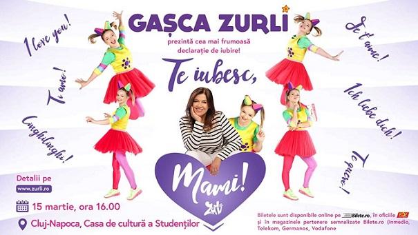 Gasca Zurli Te iubesc Mami