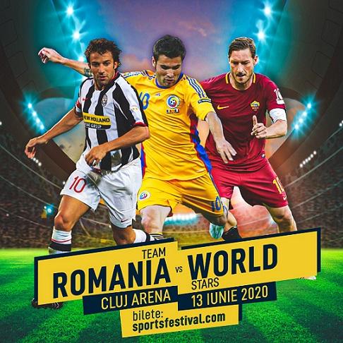 Team Romania Sports Festival