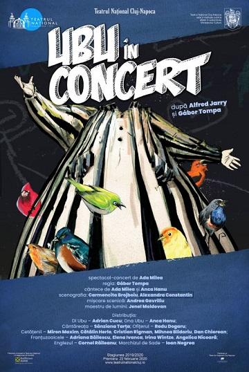 UBU in concert