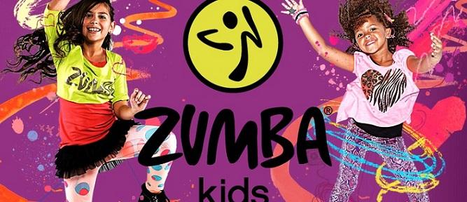 2 martie Zumba Kids