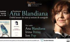 Ana Blandiana și invitații săi