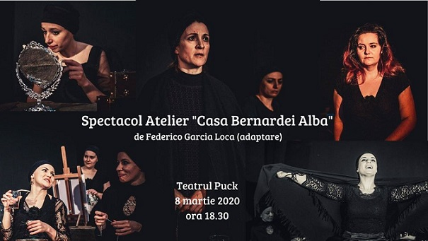 8 martie Casa Bernardei Alba