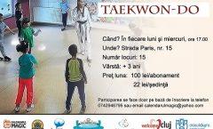 Curs de Taekwon-Do copii