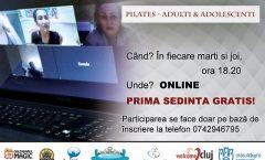 Pilates pentru adulti online