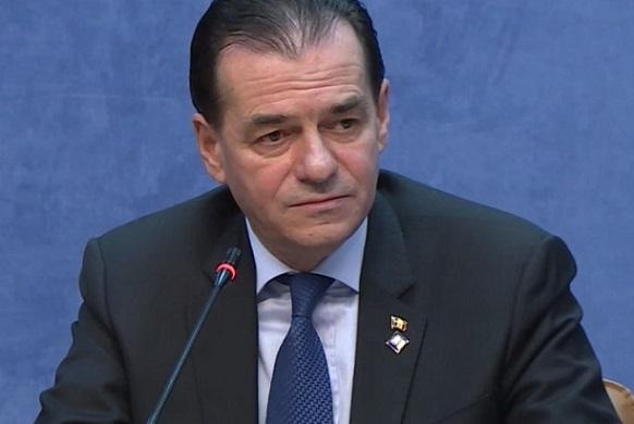 Ludovic Orban – Noua Ordonanță militară va impune noi restricții pentru români