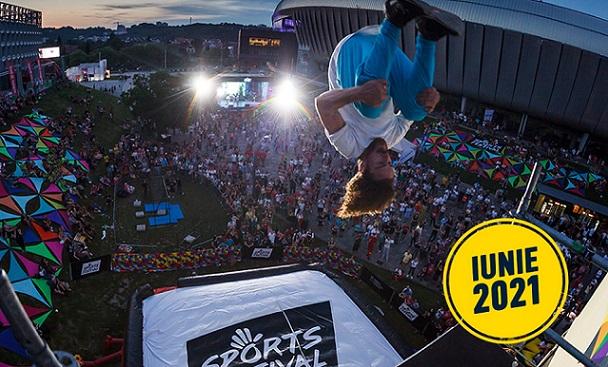 Sports Festival se reprogrameaza pe iunie 2021