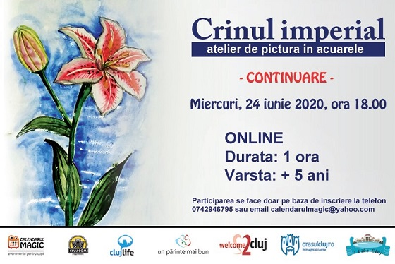 24 iunie Crinul imperial