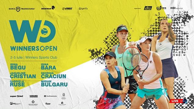 2-5 iulie Turneul Winners Open