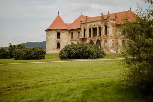 restaurare Castelul Banffy Bontida