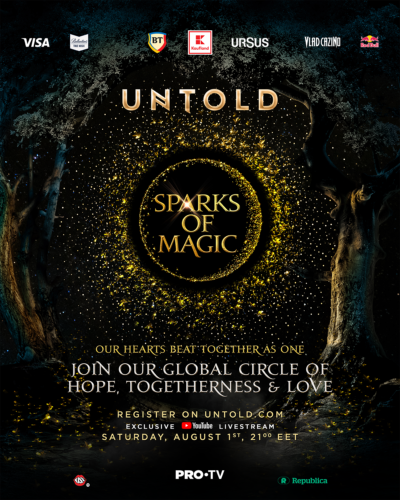 SPARKS OF MAGIC - Untold 2020