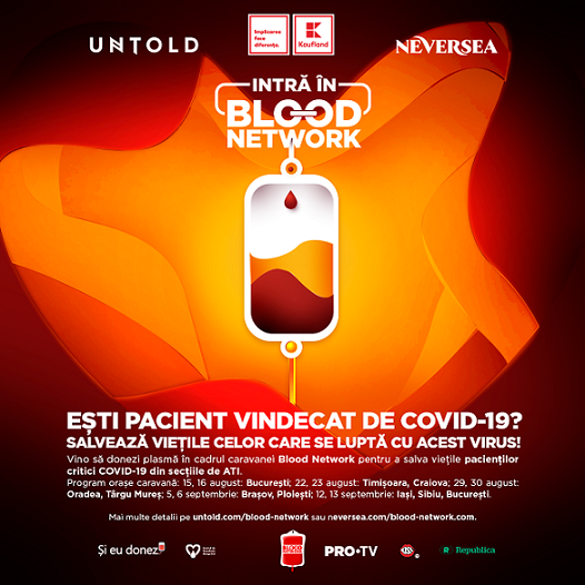 DONARE PLASMA BLOOD NETWORK