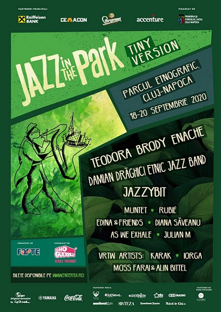 Jazz in the Park: Tiny Version