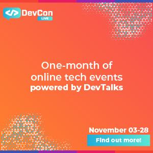 Banner DevCon Live 2020