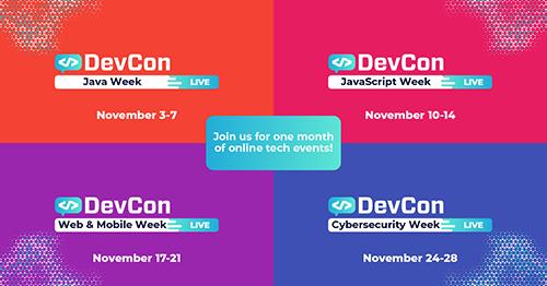 DevCon Live 2020