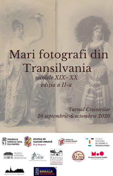 Expoziția Mari fotografi din Transilvania