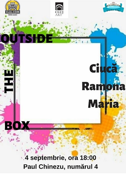 Expoziția Outside the box