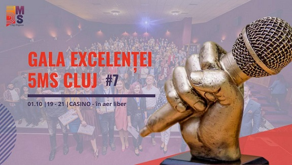 Gala Excelenței 5MS Cluj