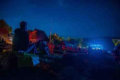 Jazz in the Park Tiny Version noaptea