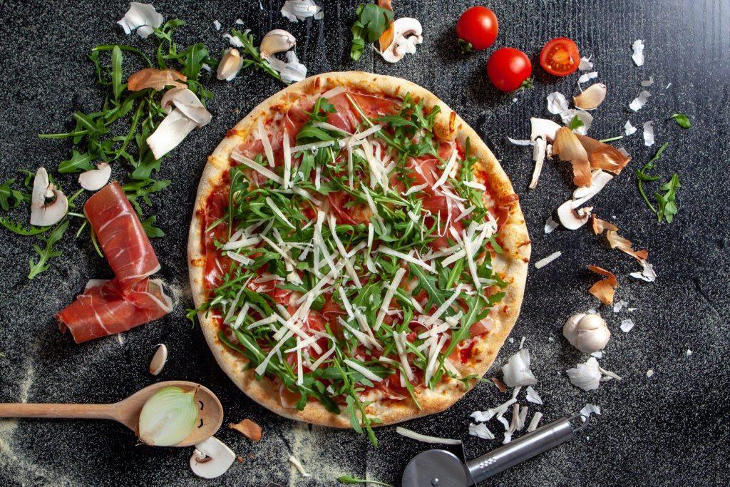 Pizza Cluj Black Box