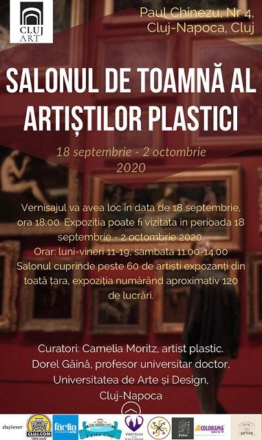 Salonul de toamnă al artiștilor plastici