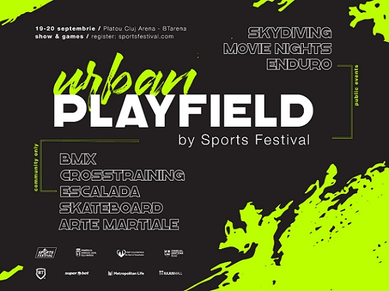 Urban Playfield