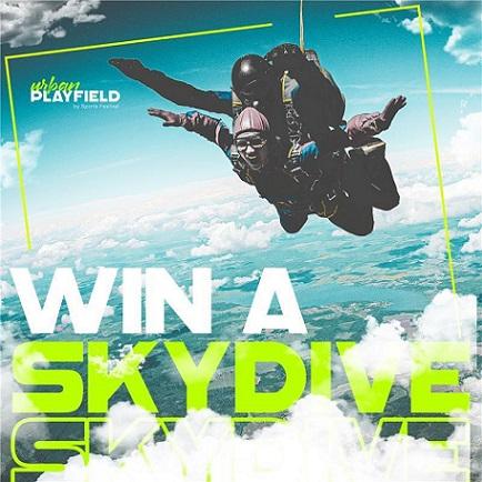 skydive Urban Playfield
