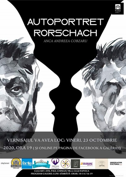 Autoportret Rorschach