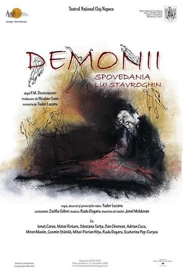 Demonii Spovedania lui Stavroghin