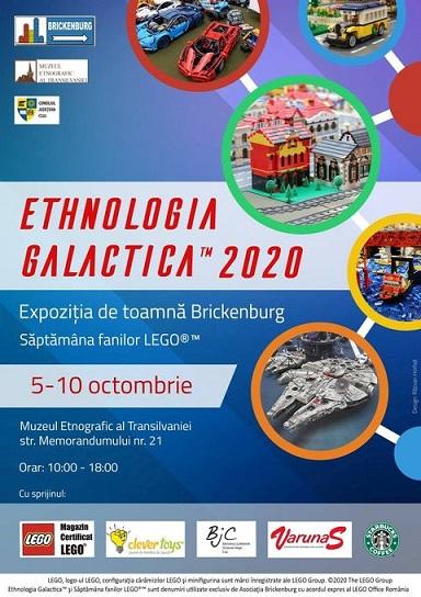Expozitia Ethnologia Galactica 2020