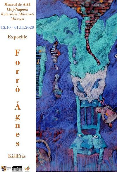 Expoziția Forró Ágnes
