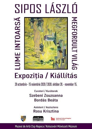 Expoziția Sipos László
